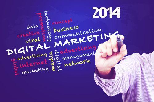6 Tendencias de Marketing Digital en 2014