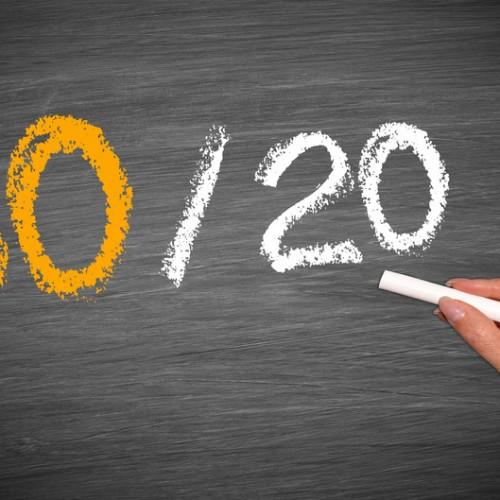 El 80/20 del Marketing Digital