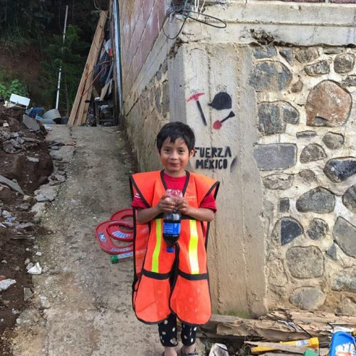 Headways Media ayuda a reconstruir México: dona dos viviendas a los damnificados